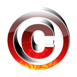 icon copyright joomla